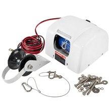 Big Water 45 — treuil d'ancre électrique pour bateau, télécommande sans fil, résiste à l'eau salée
