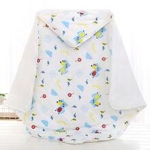 Спальный мешок для новорожденных теплый хлопковый Конверт мальчиков
