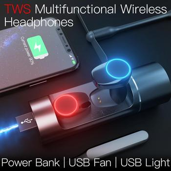 JAKCOM TWS Super Wireless Earphone Match to compressed air duster gadgets cool mini fan laptop fund phone solar panel new 1