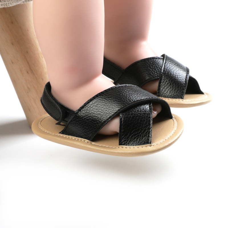 Cute 2020 Summer Baby Boys Breathable Anti-Slip Shoes Tassel Design Sandals Toddler Soft Soled First Walkers 0-18M Hot