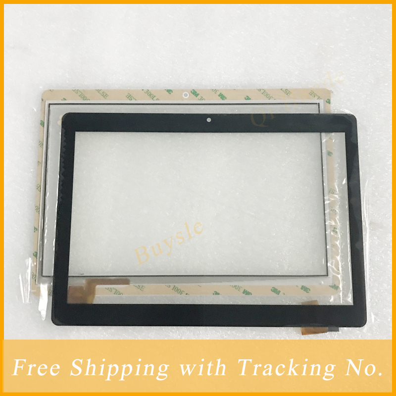 For 10.1'' inch <font><b>BQ</b></font>-1084L HORNET <font><b>MAX</b></font> Tablet Campacitive touch <font><b>screen</b></font> panel digitizer Sensor replacement Phablet Multitouch image