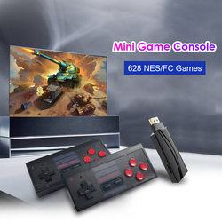 Adults Handheld Mini Gaming Player 1080P HDMI Mini Retro Game Console Built in 568 NES/FC Classic Game Video Player