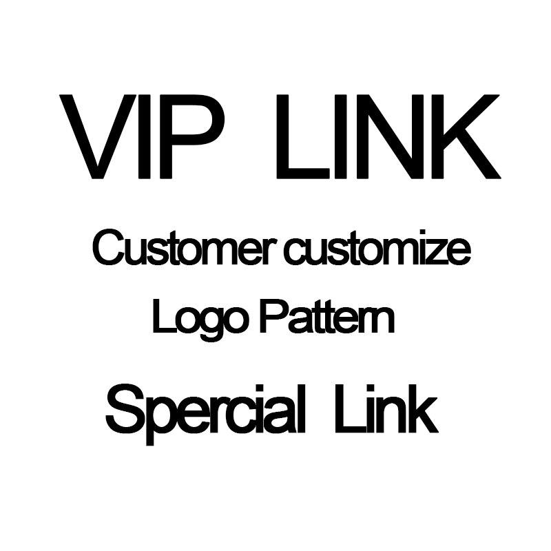 Customer Customize Logo Pattern Vip Link