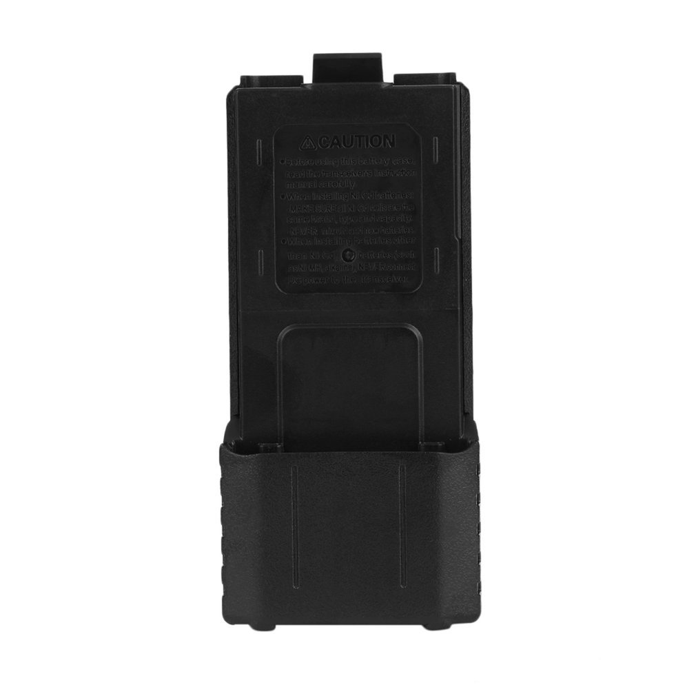 Plastic Battery Box Case Portable Battery Storage Case For Baofeng F8 F9 UV-5R Two-Way Radio Walkie Talkie Extension Battery Box