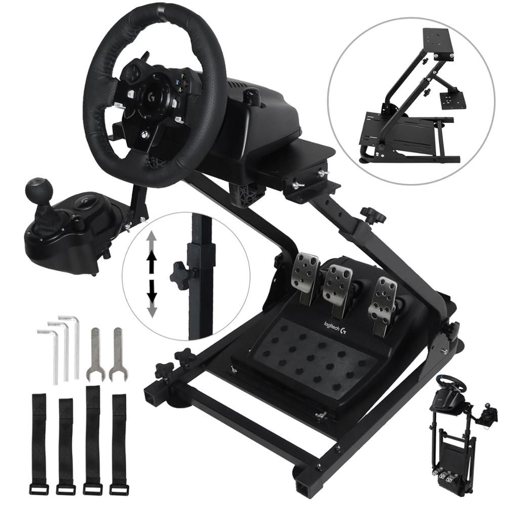 GREAT Steering Wheel Stand For Logitech G920 Racing Wheel & Shifter PRO V2