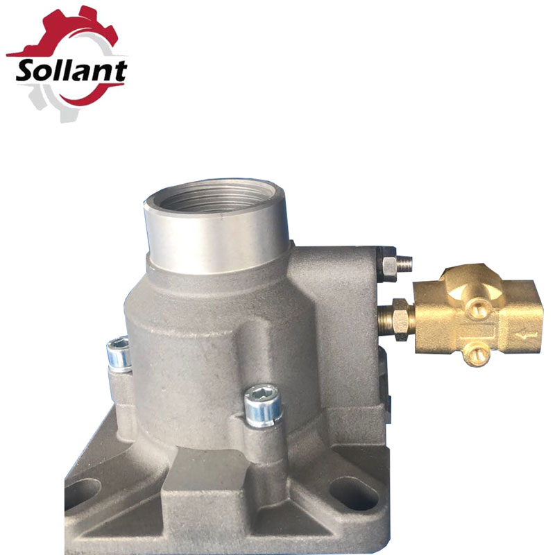 air compressor intake  valve?37kw/45kw?JIV-65B-KS-BX,air comepressor The electromagnetic valve