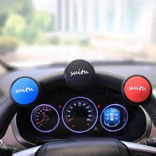 Steering Wheel Spinner Black Steering Wheel knob Auxiliary Booster Aid Control Handle Ball Truck Turn steering Booster Ball steering wheel aid spinner knob checker patterned