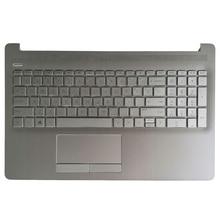 Original NEW For HP 15-DA 15-DB 15-DX 15G-DR 15Q-DS 250 255 256 G7 Laptop Palmrest Upper Case US Backlit keyboard