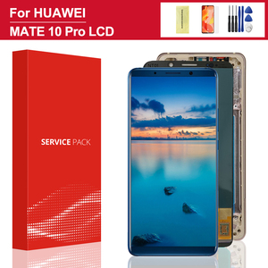 For HUAWEI Mate 10 Pro LCD Touch Screen +Frame Display For Huawei Mate10 pro Display LCD BLA-L09 BLA-L29 Replacement 6.0'' lcd