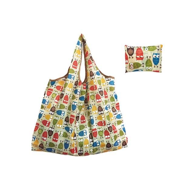 Sac à provisions Recyclable pour femmes | Nouveau 2019, sac de courses éco réutilisable, poignées courtes, sac pour Fruits et légumes floraux, épicerie