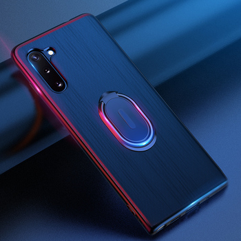Note 10 Cover Case Magnetic Ring