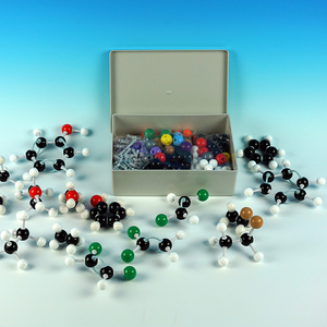 Image 2 - Suitable For Teaching And Laboratory Lnorganic/organic Chemistry Tutorial Chemical Molecular Structure Model Teaching Tool Kit