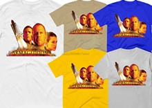 Armageddon Film 100 Katoen Mens T Shirt E0155(China)