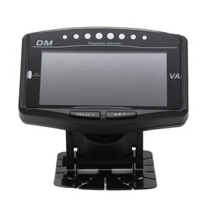 Image 4 - 12 فولت 24 فولت سيارة شاحنة LCD الرقمية النفط قياس ضغط فولت الفولتميتر مقياس درجة حرارة الماء معيار الوقود/مقياس سرعة الدوران 5 وظيفة في 1