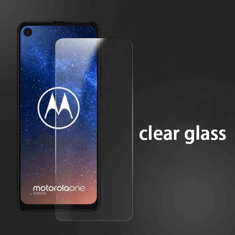 Protective-tempered-glass-on-the-for-Motorola-Moto-One-Vision-Power-P30-Note-G5-G5s-Plus (2)