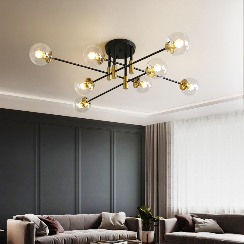 cheapest LICAN Modern LED Ceiling Lights Living room Bedroom Aisle Balcony light entrance hall entrance Modern Ceiling Lamp