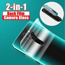 Full Cover Back Hydrogel Film For Xiaomi mi 8 9 Screen Protector For Redmi Note 8 7 6 5 K20 Pro Camera Glass Protective Film