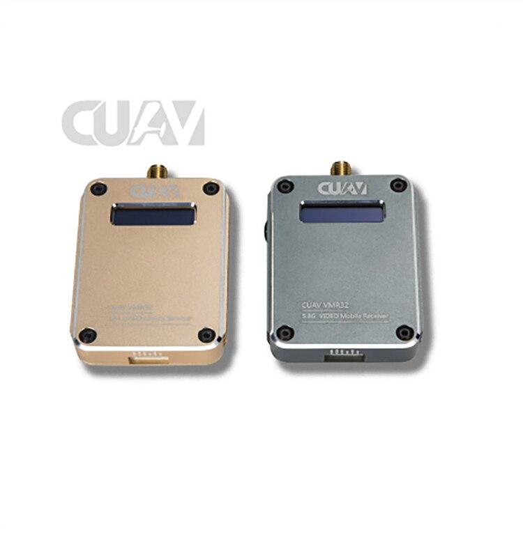Nouveau livraison gratuite CUAV rc émetteur récepteur VMR32 5.8G Wifi vidéo Mobile Transmission d'image pour téléphone tablette PC AV affichage