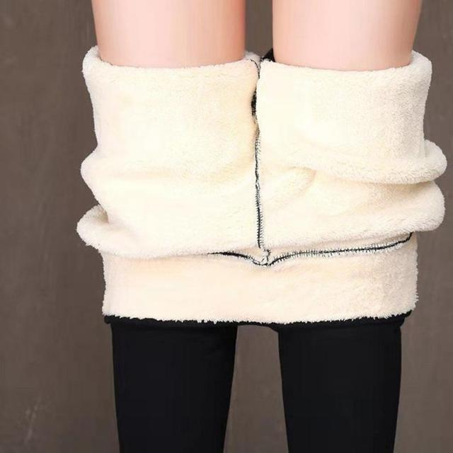 Winter Heavy Fleece Leggings 6