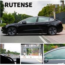 Films Tinting-Film Uv-Protector-Sticker Car-Window-Foils Summer Roll Auto Black Solar