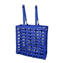 Horse Hay Bag Four-sided Multi-lattice Farm Animal Bale Storage Bag Feeding Bag Hay Carry Convenient J2R0