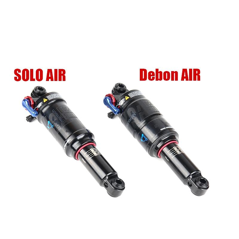 SRAM ROCKSHOX MONARCH RL Solo Air & Debon Air MTB Bicycle Rear Shock Tune MM 430 Lock-Out Rebound Adjustment