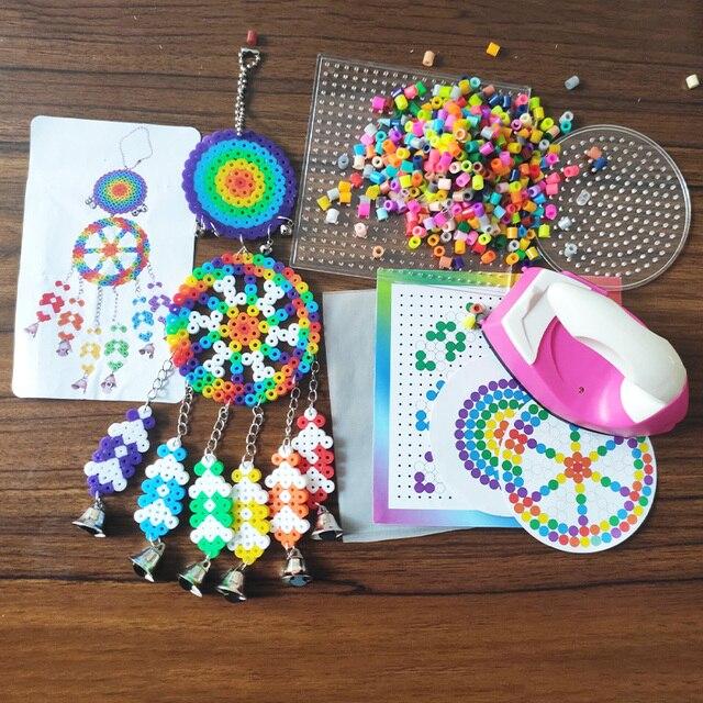 5mm beads 24/48/36box packing Hama beads Education Toys Iron beads handmaking perler Fuse beads diy toy Free shipping 4