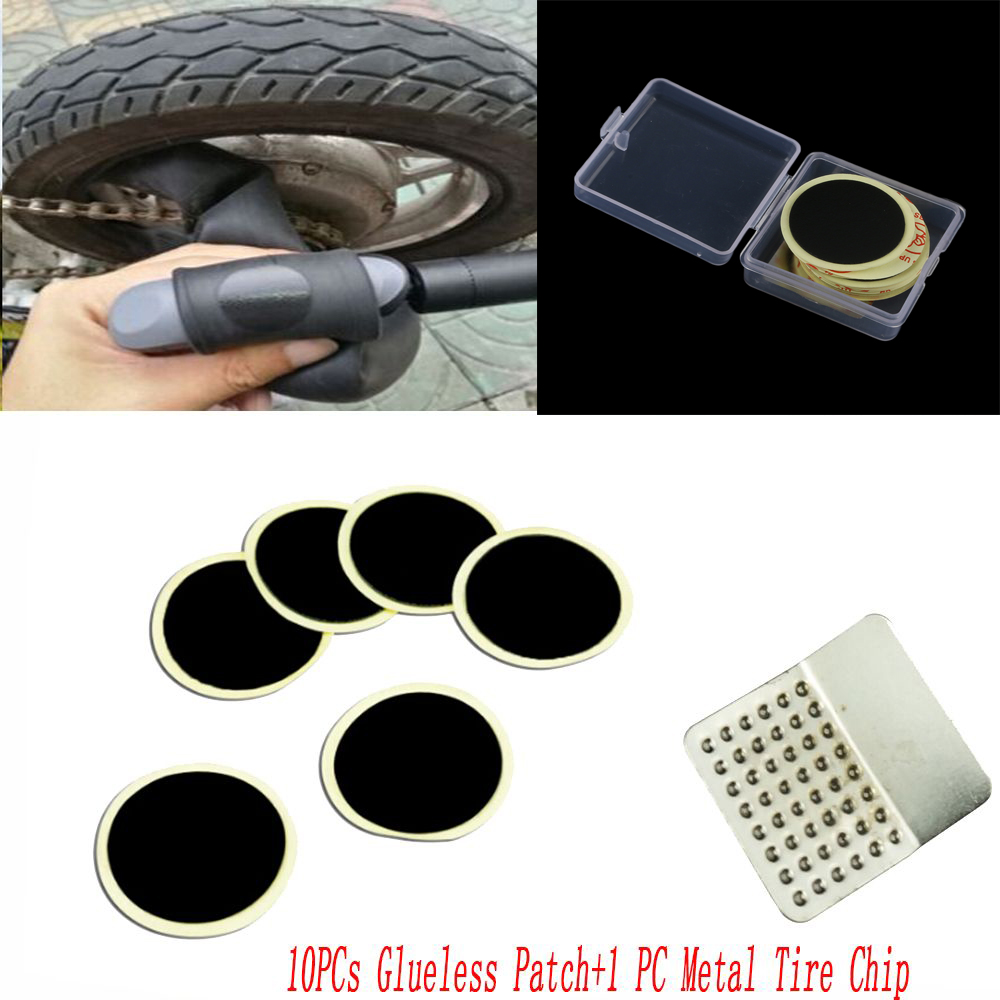 Cycling Mend Bicycle  Fix Repair Tool Kit Adhesive Bike Inner Tire Tube Patch