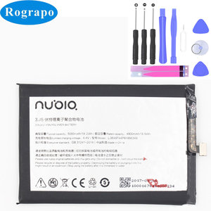 Original 5000mAh Li3849T44P6h956349 Replacement Battery For ZTE Nubia N1 NX541J Cell Mobile Phone Batteries