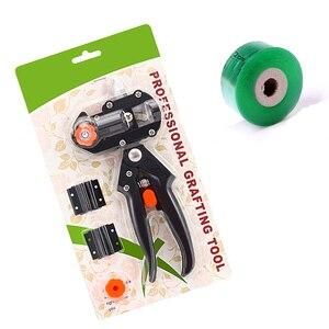 Image 4 - 접목 절단 도구 과일 나무 식물 가지 치기 가위 Pruners 전문 정원 도구 Secateurs 가지 치기 칼