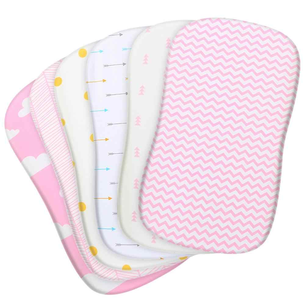 crib waterproof mattres protector toddler bed Soft Baby Bassinet Set Cradle Fitted Sheets for Mattress Pads Sleeper Cover #15F