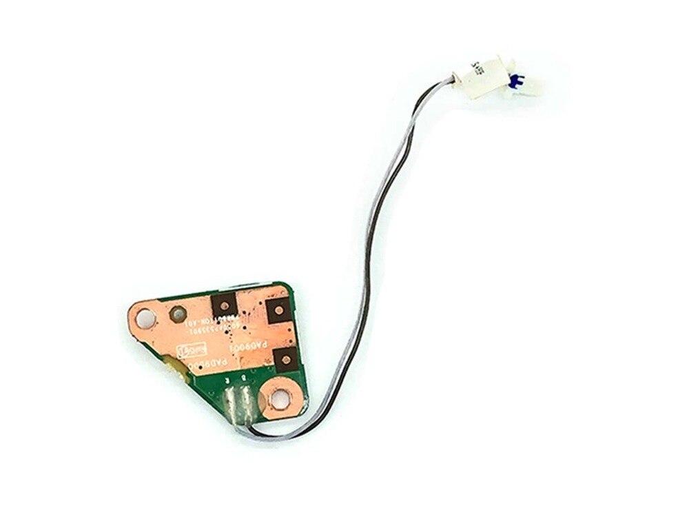 东芝Toshiba Satellite C855D C855 L955 L955D 电源开关小板6017B0355901 6050A2535901 V000270770