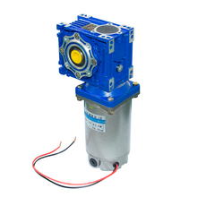Super High Torque DC Gear Motor with 040 Gearbox DC 24V 90V 220V 250W 22-240Rpm DC Permanent Magnet Motor with Gearbox цена и фото