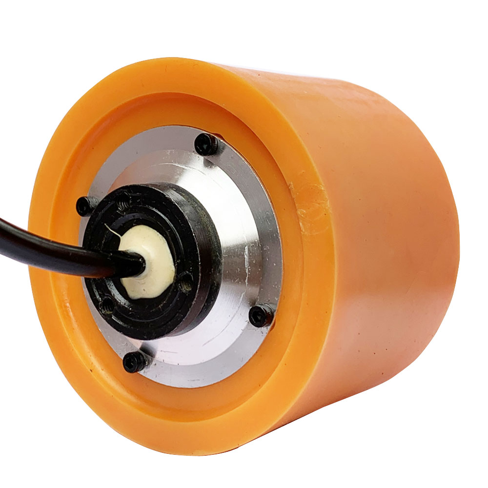 8360 Skateboard Hub Wheel Brushless Motor With Hall Drive Outer Rotor Motor Scooter Hub Wheel Outrunner Motor