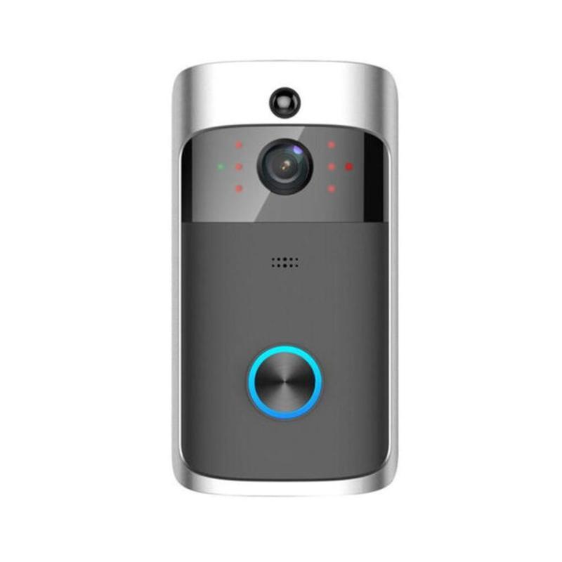 Video Doorbell Apartments Remote-Intercom Camera Wifi Security Smart Home Wireless 8