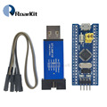 Плата разработки системы STM32F103C8T6 ARM STM32, модуль для Arduino DIY Kit + ST-Link V2 Mini STM8 симулятор загрузки