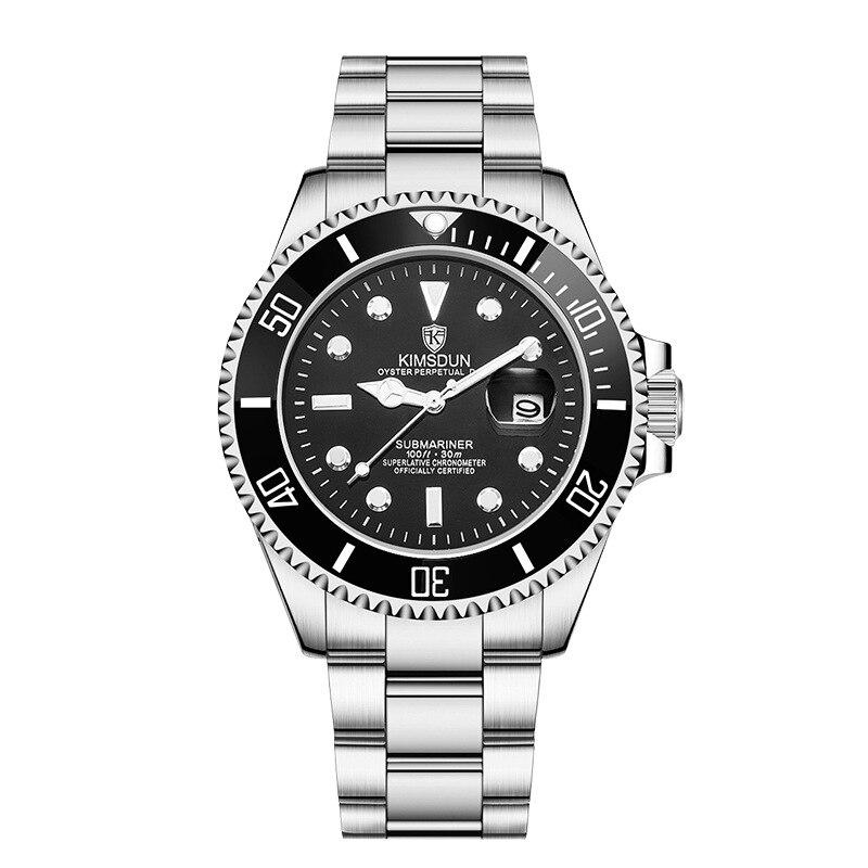 Switzerland Oyster Perpetual Rolexable Japan MIYOTA Quartz Luxury Watch Men 30m Role Sports Wrist Watch 2019 Montres Homme