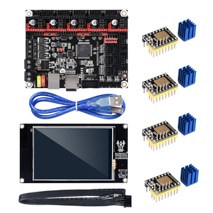 Image 4 - BIGTREETECH SKR V1.3 32 קצת האם עם TFT3.5 V2.0 מגע מסך TMC2208 TMC2130 להשתמש Smoothieboard עבור A8 אנדר 3d מדפסת