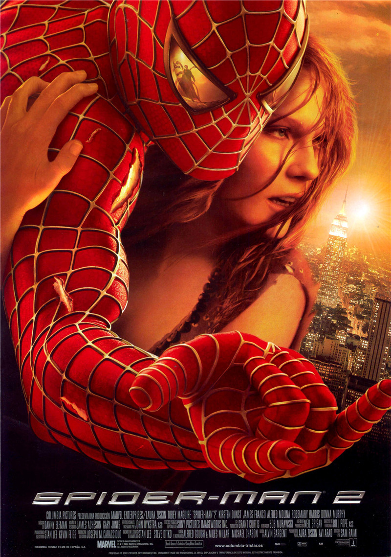 "Spiderman Marvel Movie Comic Hero 36/"" x 24/"" Large Wall Poster Print Decor"