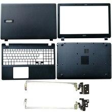 цена на NEW Laptop LCD Back Cover/Front Bezel/Hinges/Palmrest/Bottom Case For ACER Aspire ES1-512 ES1-531 ES1-571 EX2519 N15W4 MS2394
