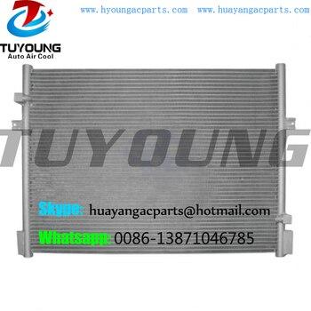 auto ac condenser fit John Deere 8295R RE242255 car air conditioning condenser size 48.26 * 63.5cm