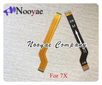 Main FPC LCD Display Connect Mainboard Flex Cable For Huawei Honor 8 9 10 Nova Lite 7X 7A 8X 8A 8C P Smart play plus 5pcs/lot image