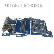 Yourui для HP Envy X360 15-AQ M6-AQ материнская плата портативного компьютера с SR2EY I5-6200U Процессор 856279-601 856279-001 аккумулятор большой емкости 448.07N07.002N