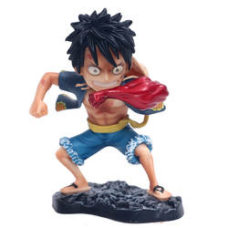 Аниме one piece/Sea King GK Turning Luffy Garage Kit украшение кукла модель украшения