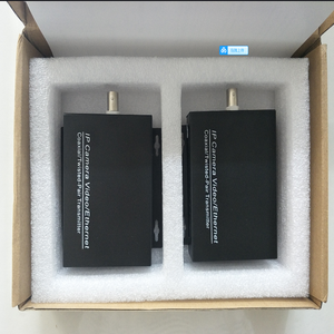 Image 4 - Ethernet Extender over coax converter 2KM for IP cameras Video / Ethernrt Coaxial / Twisted Pair T