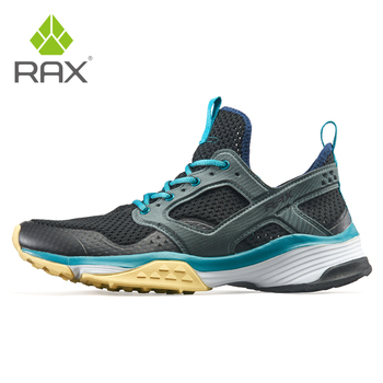 RAX Men's Cushioning Running Shoes Safe Night Running Outdoor Sports Brand Sneakers Men Trekking Shoes Male Gym Running Shoes фото