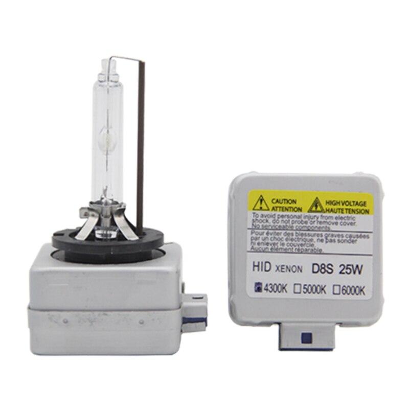 bedehon d8s hid xenon lampadas de substituicao da luz do carro 25 w 12 v 2500lm