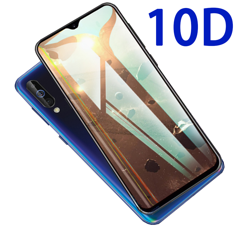 10D Full Protector Tempered Glass On For Samsung Galaxy A30 A30s M30 M30s A M 30 S 30s A305 A307 M305 9H Screen Protective Film
