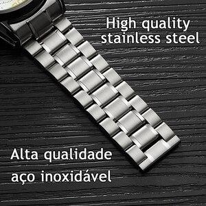 Image 5 - Tevise, relojes mecánicos de moda de lujo para hombre, reloj automático, reloj de negocios para hombre, reloj de pulsera impermeable, reloj Masculino 2019