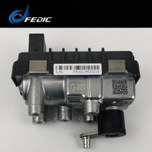 Привод турбокомпрессора клапан сброса избыточного давления G-227 712120 6NW008412 723341 для Citroen C6 Peugeot 407 607 2,7 HDi 150 кВт 204 HP 2005-2009